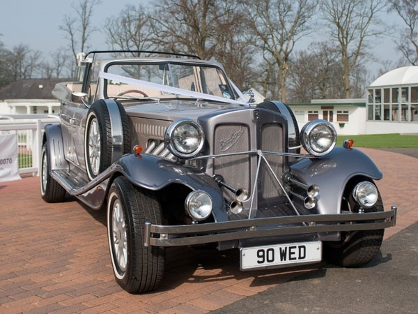 SILVER BEAUFORD